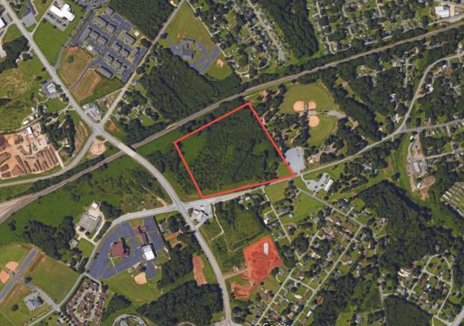 ±19.016 Acres Sold for Development