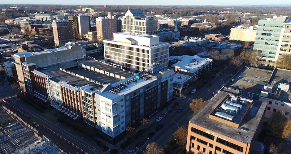 NAI Earle Furman's Multifamily Division Closes Mixed-Use Development in Downtown Greenville