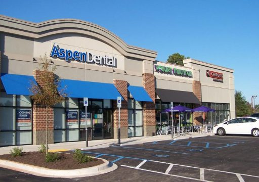 Aspen Dental Shopping Center