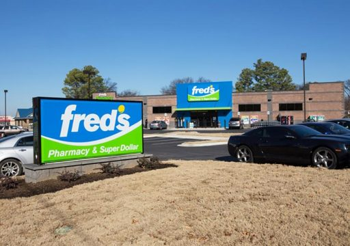 Fred's - Norton