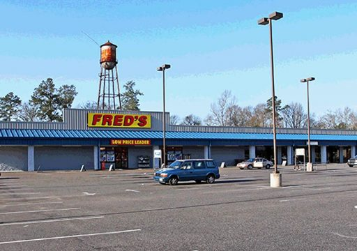 Fred's Anchored Shopping Center Portfolio