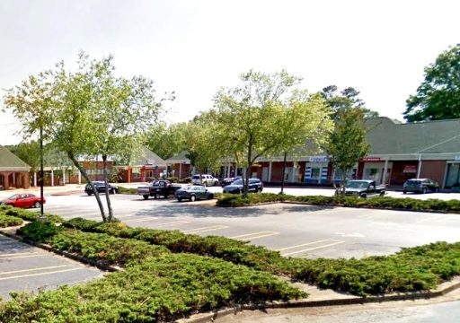 Pelham Oaks Shopping Center