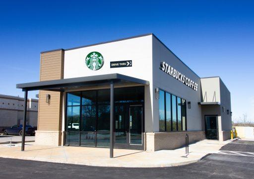 Starbucks - New Construction