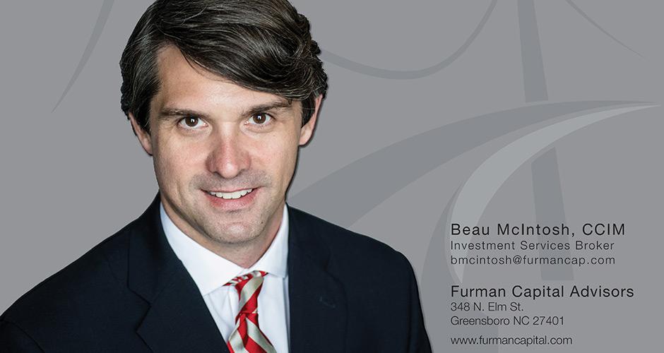 NAI Piedmont Triad Announces the Addition of Furman Capital Advisors