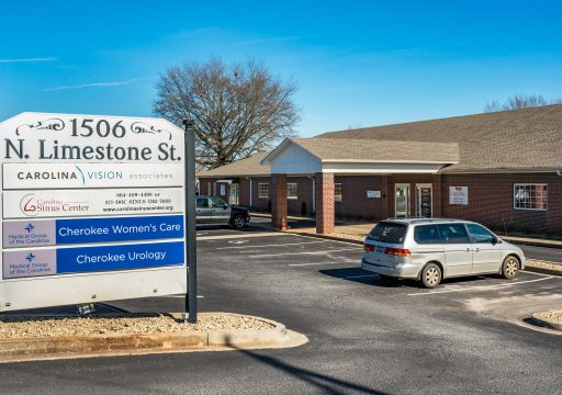 Multi-Tenant Medical Office