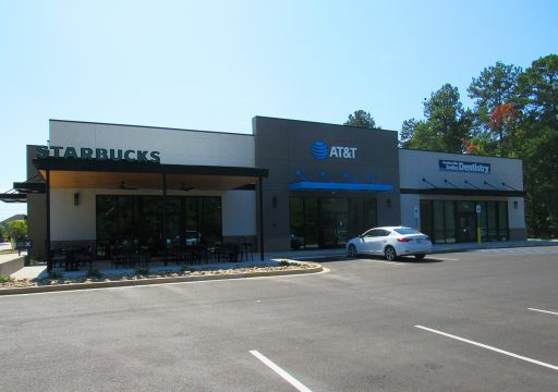 Starbucks AT&T Powdersville Smiles