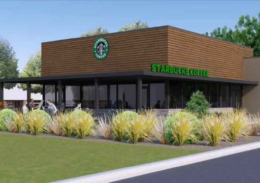 Starbucks - New 10-Year Lease