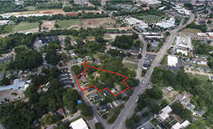 Downtown Greenville Land