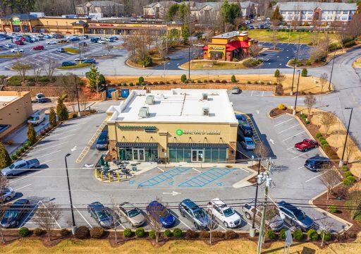 Starbucks & Carolina Oaks Dental Care